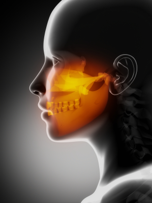 Temporomandibular syndrome